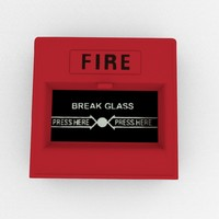 Emergency Alarm Button