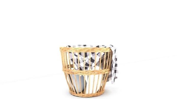 wicker basket max