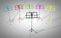 3d 3ds music stand