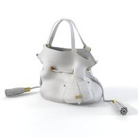 lancel bag 3d model