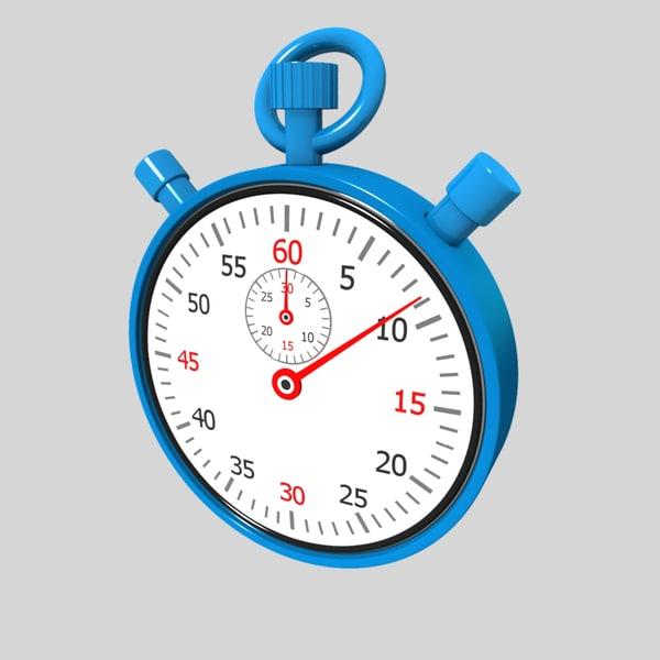 maya stopwatch watch