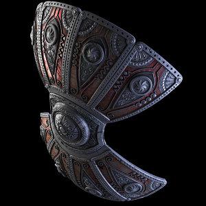 3ds fantasy shield