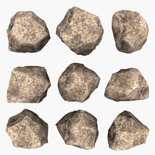 rock mht-03 3d max