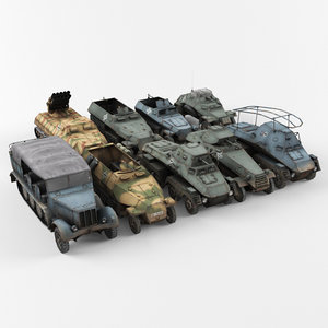 3ds max sd kfz