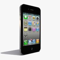 3d iphone phone