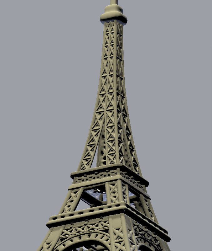eiffel tower max