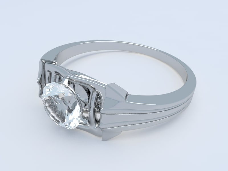 ring 3d max