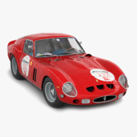 Ferrari 250 GTO 5111GT (no engine)