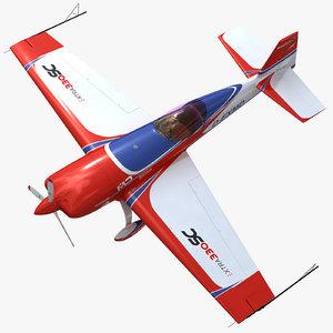 3d extra 330 sc aerobatic