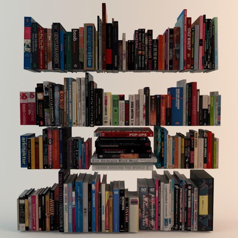 188 books obj