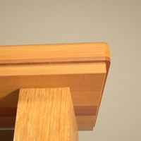 3d model bookshelf wood shelf