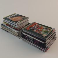 Magazines 46 pcs