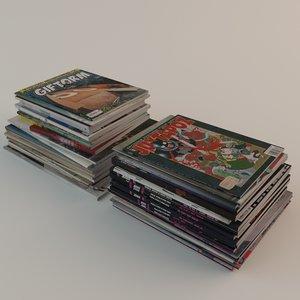 3dsmax 46 magazines