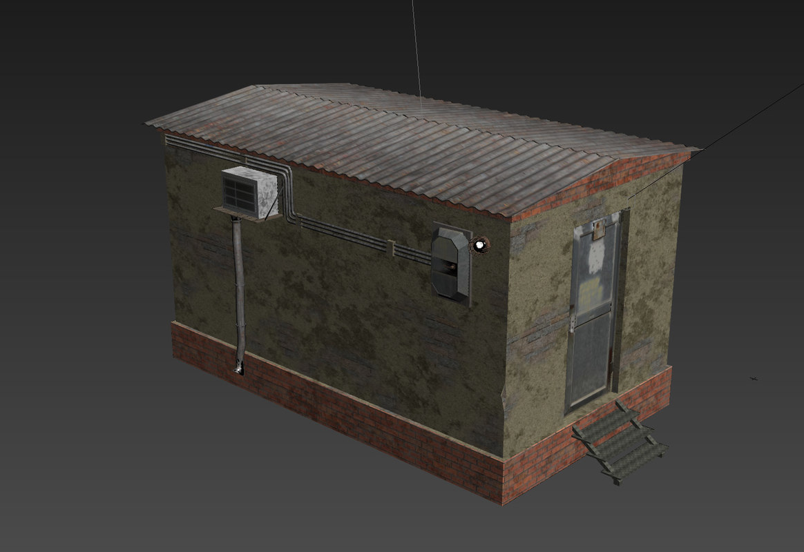3ds max low-