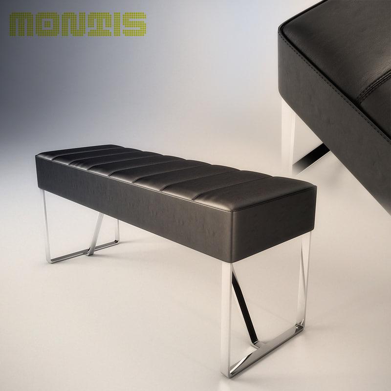 montis piano 3d model