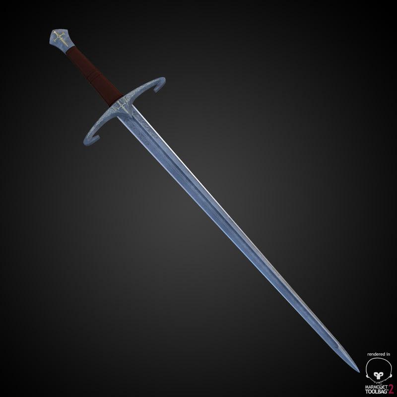 max medieval sword