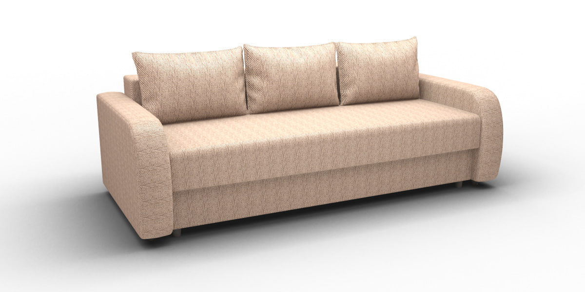 v-ray sofa obj