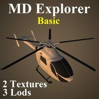 md basic 3d max