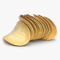 pringles potato chips 3d 3ds