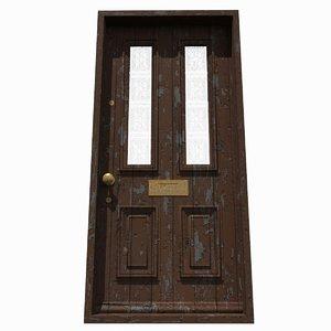3ds max old doors