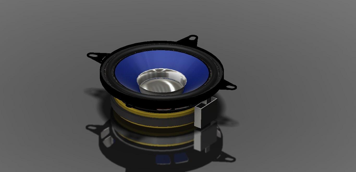 speaker dwg