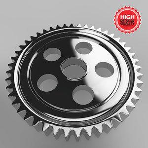 gears - c4d