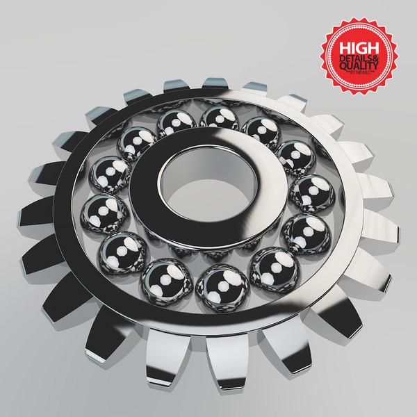 gears model