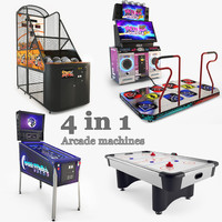 Arcade Machines Collection