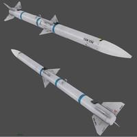AIM-120A AMRAAM Missile