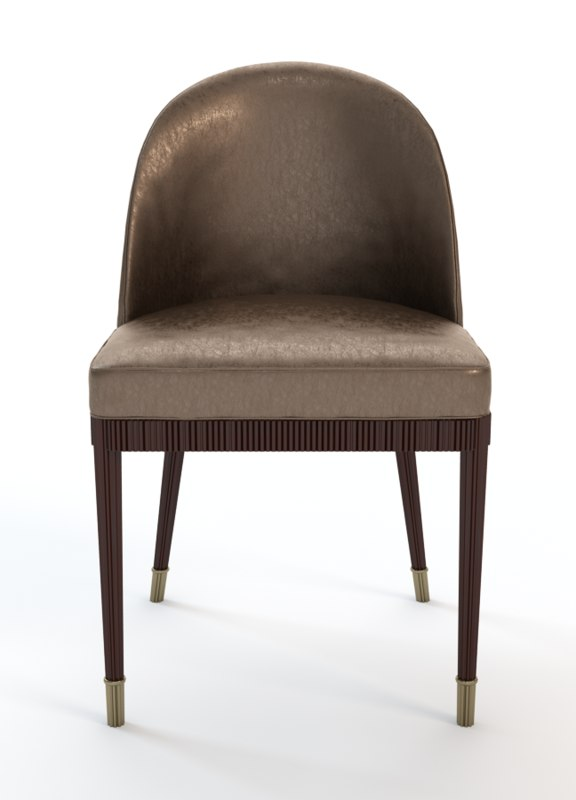 3ds laurent dining chair