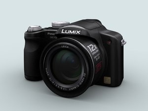 max panasonic dmc-fz8 lumix