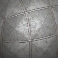 Metal plates #17 Texture