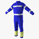 paramedic uniform 3D models