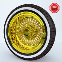 Dayton Wheel