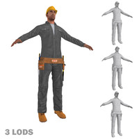 max worker lods man