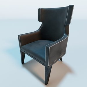 3dsmax hercule dining chair
