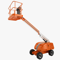cherry picker obj