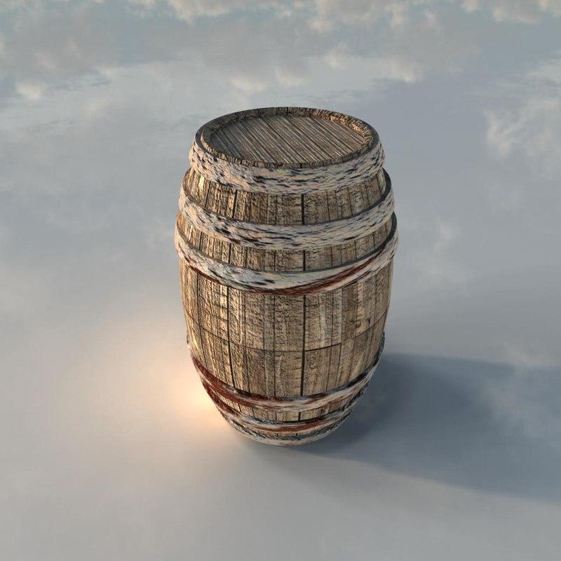 bloody barrel ma