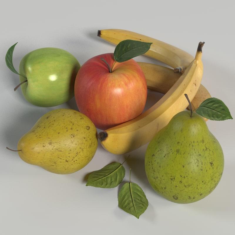 max fruits apple
