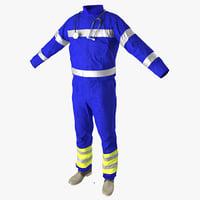 Paramedic Clothes