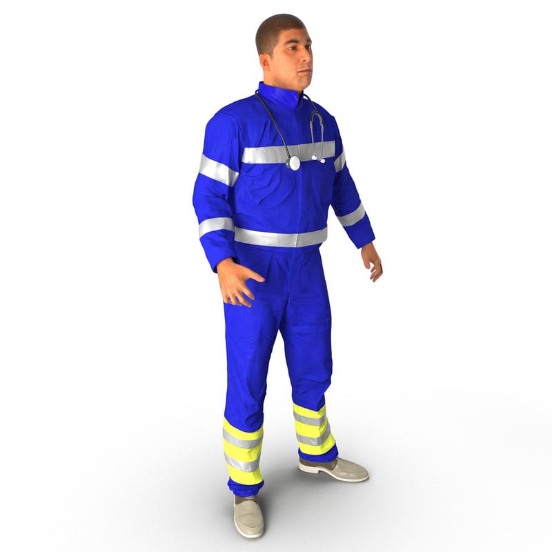 paramedic rigged max