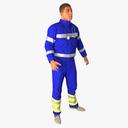 Paramedic 3D models