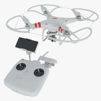 DJI Phantom 2 Quadrocopter