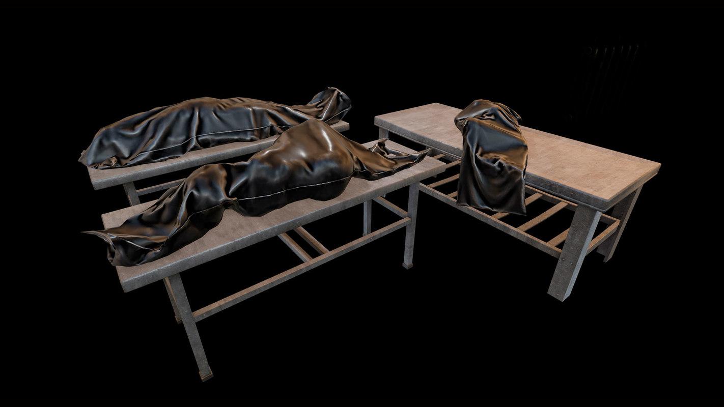 corpses bag beds fbx
