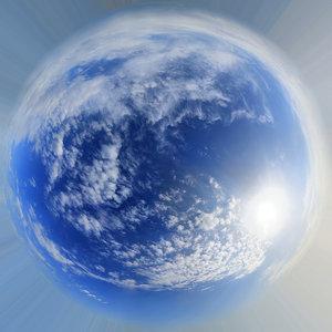 sky sunny 12k res