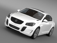 Buick Regal GS 2011-2013