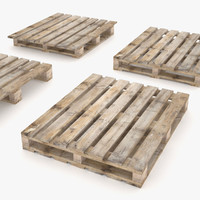 European wood pallet 1200x1000 - 4 ways
