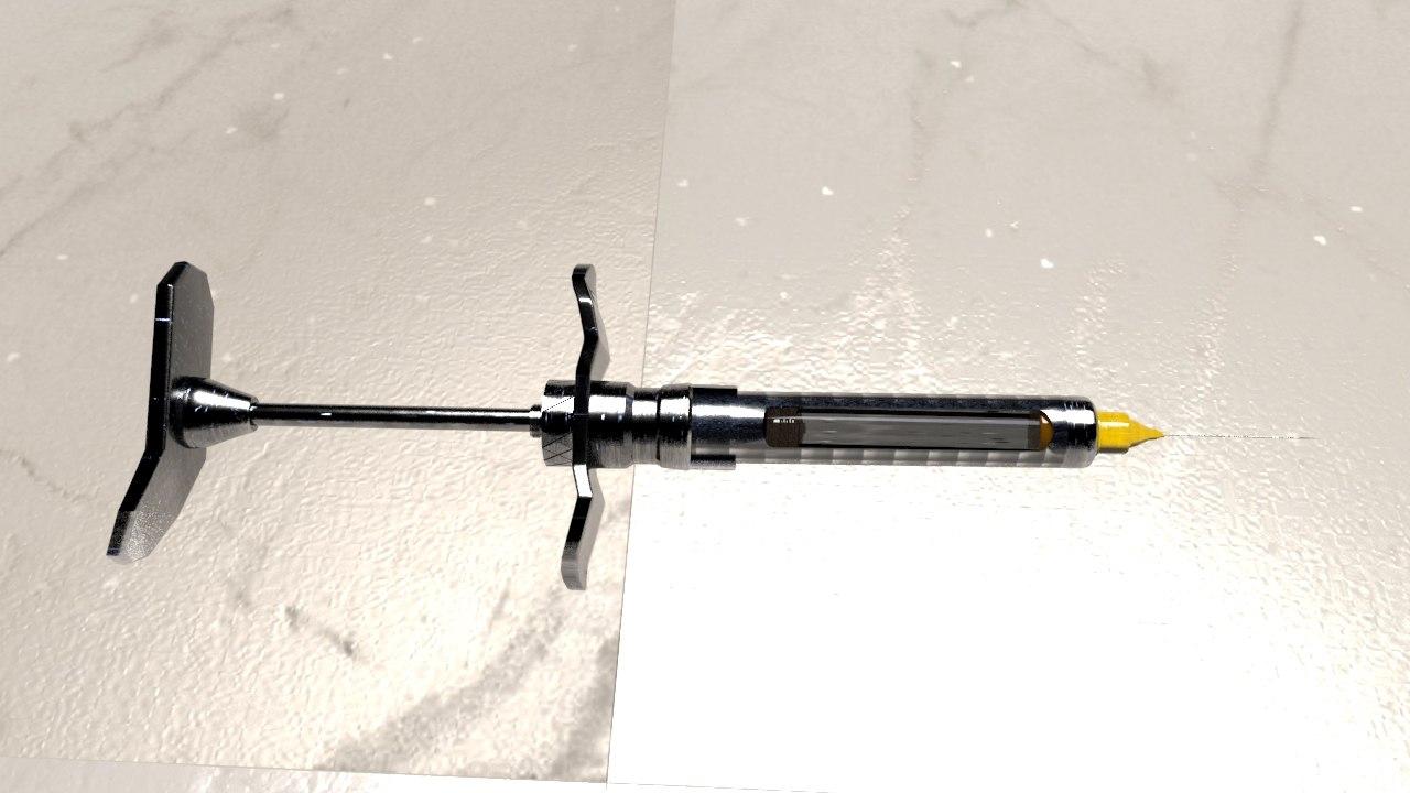 max carpule syringe