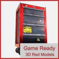3d toolbox tool box