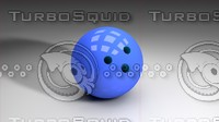 bowling ball c4d
